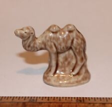Wade Whimsies Camel Red Rose Tea Figurine 2nd US Series 1985-1994 - England