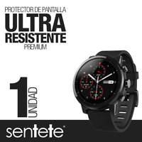 Sentete® 1x Xiaomi Amazfit Stratos Protector Pantalla ULTRA RESISTENTE PREMIUM