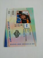 Josh Rosen Arizona Cardinals 2018 Panini Prestige Passport #PPJR Rookie NFL...