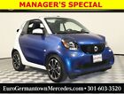 2017 smart Fortwo electric drive Passion 2017 smart Fortwo electric drive, Midnight Blue Metallic with 12208 Miles availa