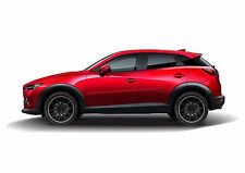 BODY SIDE Moldings, PAINTED Trim Mouldings For: MAZDA CX-3 2016-2018
