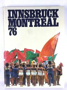 1976 Innsbruck Austria Montreal Canada 76 Olympic Games XXI Winter Games XII