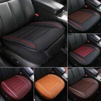 2019 Universal Auto PU Leder 3D Sitzauflage Sitzbezüge Sitzkissen Sitzmatte Pad