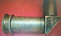 1881 Paris Award Winning Brass Optic Periscope by Elliott Bros of  London GB