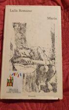 """Romano Lalla """"Maria"""", Einaudi, 1953"""