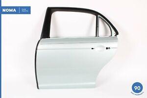 04-09 Jaguar X350 X358 XJ8 Rear Left Side Door Shell 2W93F24631AA MDV OEM