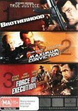 Brotherhood MAXIMUM Conviction Force of Execution - New/ DVD Region 4
