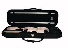 FERRIS avanzato leggera oblunghi 4/4 Violino Custodia con igrometro