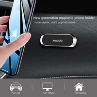 Universal Strip Shape Magnetic In Car Phone Holder Phones Mount For Cell iPhone