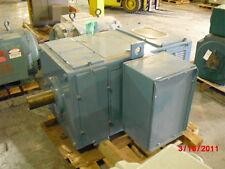 200 HP DC Asea Electric Motor, 560 RPM, LAB355LB Frame, DPFV, 440 V Arm.