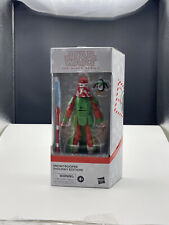 "Star Wars The Black Series Snowtrooper Holiday Edition Walmart Exclusive 6"" New"