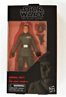 Star Wars The Black Series Admiral Piett 6-Inch Action Figure - Exclusive