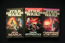 Star Wars: The Jedi Academy Trilogy (Bantum paperback 1st editions, 1994)