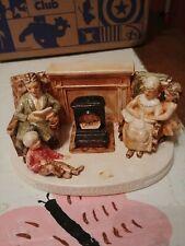 "Sebastian Miniatures America Remembers ""Family Reads Aloud"""