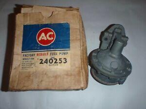 REBUILT Fuel Pump 63 64 65 CHEVY Truck 292 6-cylinder 1963 1964 1965 # 40253