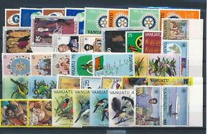 [G25717] Vanuatu : Good Lot of Very Fine MNH Stamps