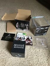 ASSASSIN'S CREED BROTHERHOOD -- RARE COLLECTOR'S EDITION (Xbox 360) w/ GAME