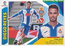 05A DIEGO REYES MEXICO RCD.ESPANYOL FC.PORTO CROMO STICKER LIGA 2018 PANINI ESTE
