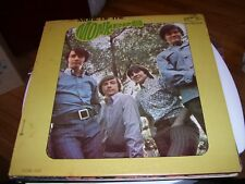 MORE OF THE MONKEES-LP-VG+-RCA VICTOR-COLGEMS-CANADA RELEASE-COM 102-MONO