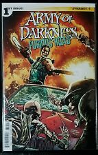 Army Of Darkness Furious Road #1 Cover B Variant Dynamite Comics