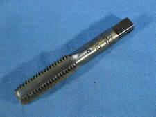 MORSE 1040 9/16-12 NC 4-Flute Carbon Steel Plug Tap - USA Tool NEW