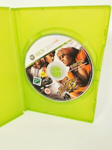 Street Fighter IV / 4 Microsoft Xbox 360 Game Disc Only TESTED