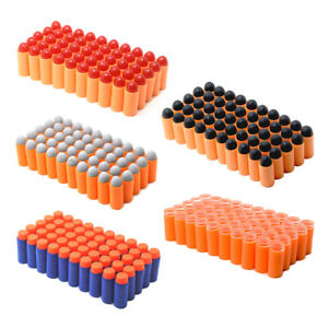 200PCS Stefan Short Darts ACC SSS TPR Soft Foam Hard Tip for Blaster Toy