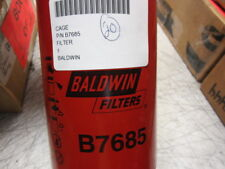 2 OIL FILTERS B7685 BALDWIN