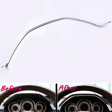Car Interior Front Dashboard Edge Decoration Cover Trim For E Class W212 2010-15