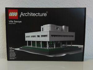 LEGO Architecture 21014 Villa Savoye  - NEU & OVP ~ NEW