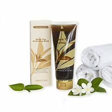 Black Tea Perfecting Facial Mask, Evens Skin Tone, Reduces Pores & Wrinkles