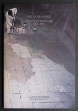 PETER BRANDES KERAMISKE ARBEJDER SILKEBORG 1991 CERAMIQUE GALERIE MODERNE