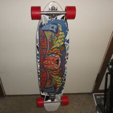 Experience the 38 x 9 Custom Longboard with New Road Rider 72 Wheels