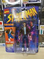 """Marvel Legends Vintage Retro 6"""" Figure Spider-Man Series Peter Parker"""