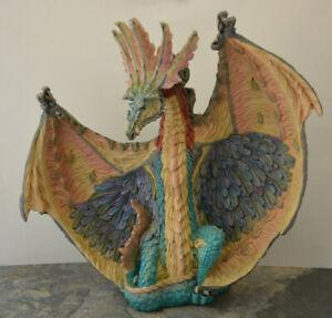 Enchantica SHYIRA PARADISE dragon statue by K Fallon Wizard fantasy Myth Magic