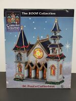 St. Paul's Cathedral- Carole Towne Collection- 2006- Lemax- In Box