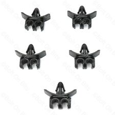 5 Brake Pipe Line Clips Fixings Discovery 1 with ABS 1994 to 1998