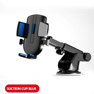 Car Holder Phone Mount Cell Stand Universal For GPS 360° Cradle iPhone Samsung