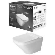 DURAVIT WAND-WC COMBIPACK DURASTYLE SPÜLRAND GESCHLOSSEN WC+SITZ 45520900A1