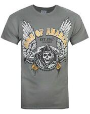 Sons Of Anarchy Winged Logo Men's T-Shirt