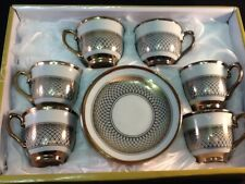 3 oz Espresso coffee 12 piece Cup and Saucer Set Tea ## 703 3oz cups Cafe ☕