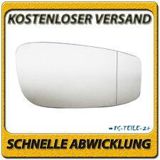 Spiegelglas für FIAT IDEA 2004-2011 rechts Beifahrerseite asphärisch