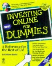 For Dummies: Investing Online for Dummies by Kathleen Sindell (1996, CD-ROM /...