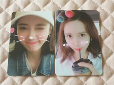 SNSD YOONA FAN MEETING PHOTOCARD SET