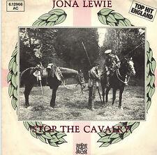 "7"" single Jona Lewie – Stop the cavalry, NEAR MINT, stiff RECORDS 6.12966"