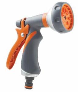 Lancia pistola acqua 7 getti GF 5548 irrigazione giardino lavaggio pulizia