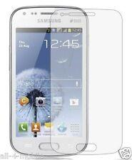 3 X Anti Scratch Pantalla Tapa Protector Film De Aluminio Para Samsung Gt-s7562 Galaxy S Duos