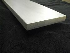 "1"" Aluminum 3"" x 18"" Bar Sheet Plate 6061-T6 Mill Finish"