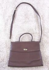 Coach vintage madison leather 4414 italy brown copley top handle shoulder bag