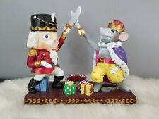 Yankee Candle Christmas Nutcracker & Mouse King Votive Candle Warmer 1180951
